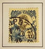1922 France (ex-colonies & Protectorats) > Indochine Yt:FR-IC 113, Mi:FR-IC 119 - Indochine (1889-1945)