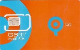 GREECE - Q Multi Sim GSM Card , Mint - Greece