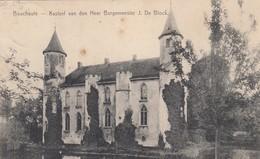 BOEKHOUTE  / ASSENEDE / KASTEEL VAN DE BURGEMEESTER DE BLOCK 1905 - Assenede