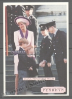 Penrhyn 1998 Yvert BF 87, Tribute To Princess Diana - Miniature Sheet - MNH - Penrhyn