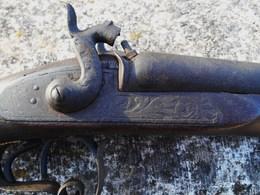 Fusil De Chasse à Percussion Poudre Noire - Decotatieve Wapens