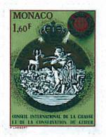 Ref. 51023 * NEW *  - MONACO . 1982. 29th HUNTING COUNCIL GENERAL MEETING IN MONTECARLO. 29 ASAMBLEA GENERAL DEL CONSEJO - Monaco