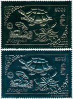 Ref. 95391 * NEW *  - MONGOLIA . 1993. TOPEX 93. NATIONAL PHILATELIC EXHIBITION. TOPEX 93. EXPOSICION FILATELICA NACIONA - Mongolia