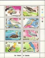 Ref. 370265 * NEW *  - MONGOLIA . 1993. BIRD. AVE - Mongolia
