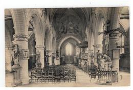 Bazel: Basel-Waes  Binnenzicht Der Kerk Uitg: Wwe Delenil - Kruibeke