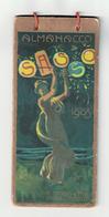 CALENDARIO ALMANACCO SASSO 1903  OLIO SASSO ONEGLIA  Illustratore P. NOMELLINI - Calendari