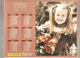 Almanach Du Facteur - 2005 - Département Du Nord - 59 - Oller - Calendriers