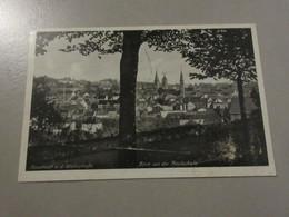 CPA - NEUSTADT A. D. Weinstrasse - Blick Von Der Realschule - 1943 - Neustadt (Weinstr.)