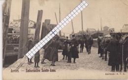 """SINT ANNA-SAINTE ANNE-ANTWERPEN-ANVERS""""EMBARCADERE-AANLEGPLAATS""""R.F.S. - Antwerpen"""
