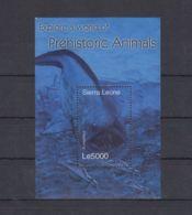 S177. Sierra Leone - MNH - Nature - Marine Life - Prehistoric Animals - Stamps