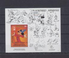 R573. Mongolia - MNH - Cartoons - Disney's - Cartoon Characters - Mickey - Disney