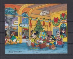 P573. St. Vincent - MNH - Cartoons - Disney's - Cartoon Characters - Christmas - Disney