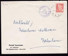 Denmark 1942 Mi 0273 Send From Aabenraa To Kopenhagen................................................................412 - 1913-47 (Christian X)