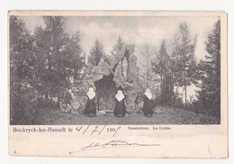 Bokrijk: Sanatorium: La Grotte.(1905) - Genk