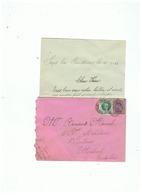 CORRESPONDANCE DEPART DE SARS - LA - BUISSIERE POUR MILITAIRE à ETTERBECK (BELGIQUE) 1924 - 1914-18