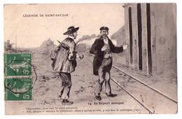 3262 - Légende De Saint-Saulge - N°14 - Le Départ Manqué - Coll. Roubé - - Humour