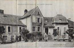 ZENIERE MONTROZIER Prés GAGES : Le Village - Francia