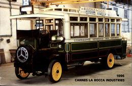 06  CANNES  LA BOCCA INDUSTRIES  Autobus  BRILLIE SCHNEIDER  1911 - Cannes