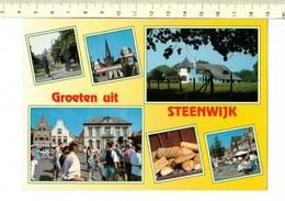 48858 - GROETEN UIT STEENWIJK - Steenwijk