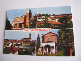 Varese  - Saluti Da Samarate - Varese