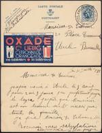 Publibel Nº1 - 50C - Thématique Cie Liebig (6G23184) DC0643 - Stamped Stationery