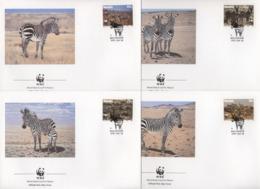 Ref. 23153 * NEW *  - NAMIBIA . 1991. HARTMANN'S MOUNTAIN ZEBRA. CEBRA DE HARTMANN - Namibia (1990- ...)