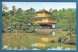 KINKAKUJI TEMPLE AT KYOTO UNUSED - Kyoto