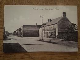 Potigny Bourg - Route De Caen à Falaise - Epicerie Parisienne, Produits Félix Potin, Vve Elie - Bel état - France