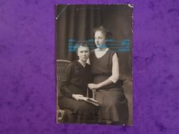 Cpp Mme HUBER ,sa Fille / Femme Du Chef De Chorale 68 GUEBWILLER Tribunal 11 Novembre 1921 Adr VERDENAL SAINT ST DIE 88 - Généalogie