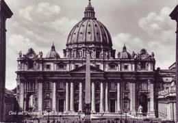Citta' Del Vaticano :basilica Di S.pietro - Viaggiata - Vatican