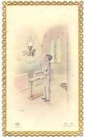 Devotie - Devotion - Communie Communion - Jean Claude Kolodziej - Fleurbaix 1961 - Communion