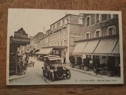 Luc Sur Mer - Rue Du Grand Orient - Au Petit Paradis, Bazar Parisien - Hotel - Voiture - Luc Sur Mer