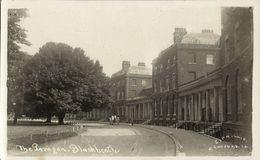 London, BLACKHEATH, The Paragon (1920s) S. Phillips RPPC Postcard - London Suburbs