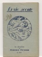 Scoutisme - La Vie Scoute - Carnet Complet De 10 CPA Dessinees  ( Voir Scan )   - CPA° - Scouting