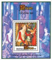Ref. 123874 * NEW *  - NIUE . 1992. CHRISTMAS. MURAL PAINTING OF AGRASINATI CHURCH. NAVIDAD. PINTURA MURAL DE LA IGLESIA - Niue
