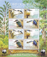 Ref. 145239 * NEW *  - NORFOLK . 2004. WWF. WWF - Isla Norfolk