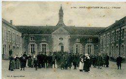 49 - DOUE LA FONTAINE - L'Hôpital. - Doue La Fontaine