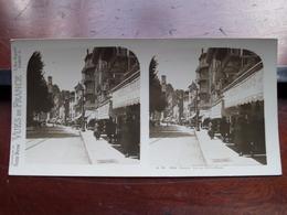 CANNES : La Rue Félix-Faure - S. 96 - 3964 ( Maison De La Bonne Presse VUES De FRANCE ) Stereo Photo ! - Photos Stéréoscopiques