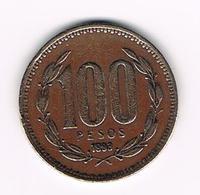 & CHILI  100  PESO   1993 - Chili