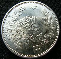 Japan 1000 Yen 1964 Olympic Games Tokyo 64 Silver - Giappone