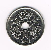 &  DENEMARKEN 2 KRONER  2002 - Danemark