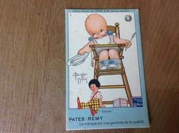 Carte Publicitaire Béatrice Mallet Pâtes Rémy - Postcards