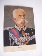 Personaggi Famosi  - Umberto I - Cartoline