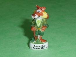 Fèves / Films / BD / Dessins Animés : Pinocchio , Le Renard Boiteux , 2005    T87 - Cartoons