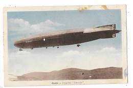Dirigeable DIXMUDE  à CUERS   -  L 1 - Airships