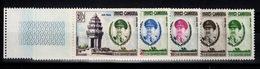 Cambodge - YV 110 & 111 + PA 15 à 17 N** Monument De L'indépendance - Cambodia