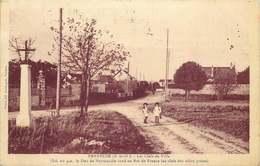 YVELINES  FRENEUSE  Les Clefs De La Ville - Freneuse