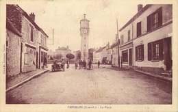 YVELINES  FRENEUSE  La Place - Freneuse