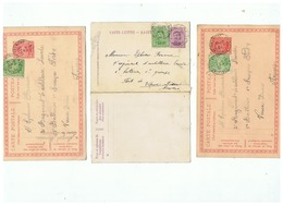 CORRESPONDANCE MILITAIRE DEPART  SARS - LA - BUISSIERE (BELGIQUE) POUR ANVERS 1921 - 1914-18