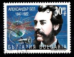 BULGARIE 1997 Mi.nr:4269 Geburtstag Von Alexander Graham Bell Oblitérés - Used - Gebruikt - Used Stamps